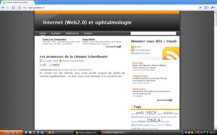 Essai Google Chrome